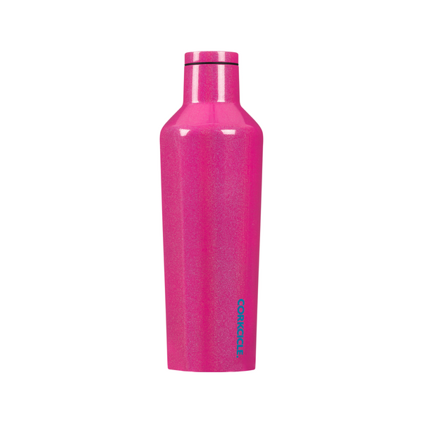 Unicorn Magic Pink Dazzle Canteen - 16 oz. Corkcicle Canteens