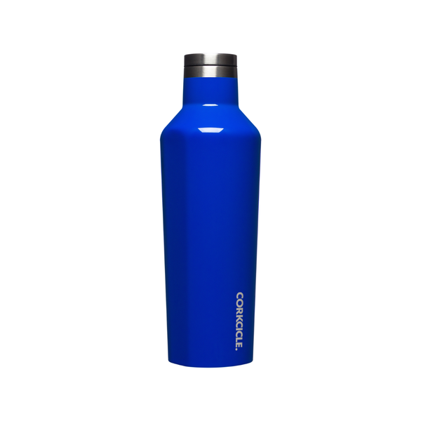 Corkcicle Canteen - Cobalt - 16oz. Corkcicle Home - Mugs & Glasses - Reusable