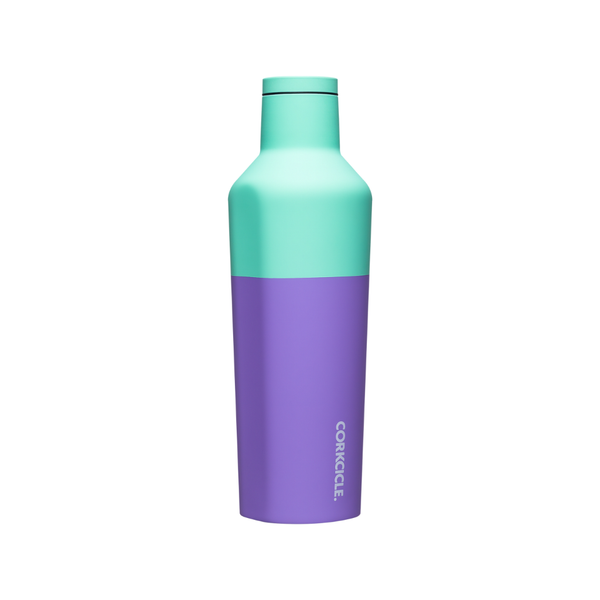Corkcicle Canteen - Mint Berry - 16oz. Corkcicle Home - Mugs & Glasses - Reusable
