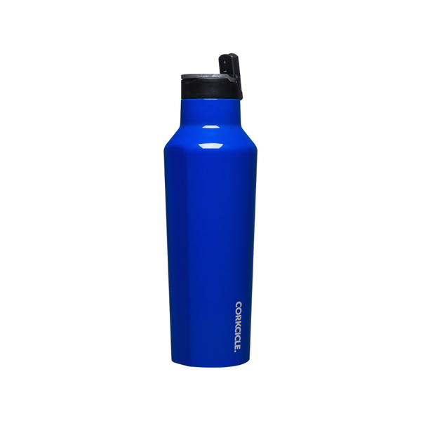 Corkcicle Sport Canteen - Cobalt - 20oz. Corkcicle Home - Mugs & Glasses - Reusable