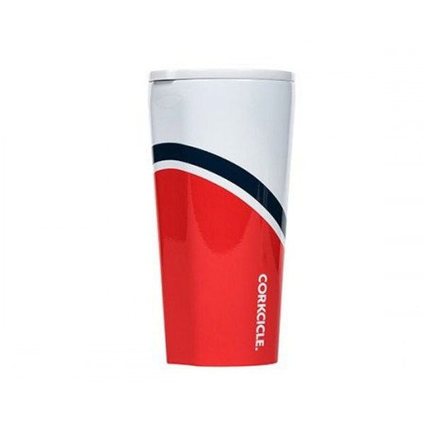 Corkcicle Tumbler - Regatta Red - 16oz. Corkcicle Tumblers
