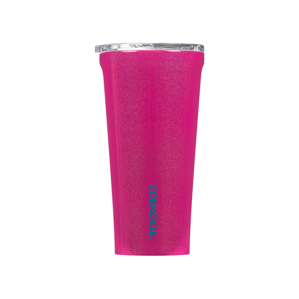 Unicorn Magic Tumbler - Pink Dazzle - 16oz. Corkcicle Tumblers