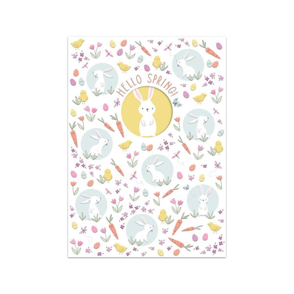Springtime Blossoms Easter Card Design Design Cards - Easter