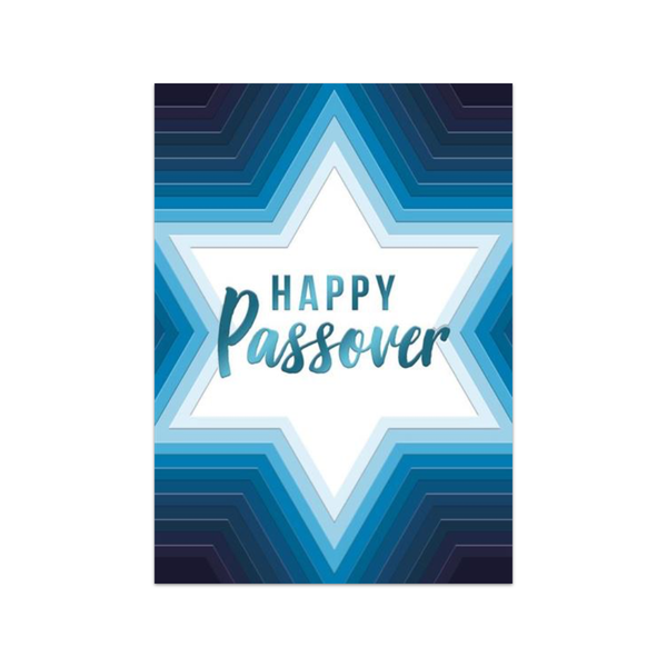 Happy Passover Card Design Design Cards - Passover