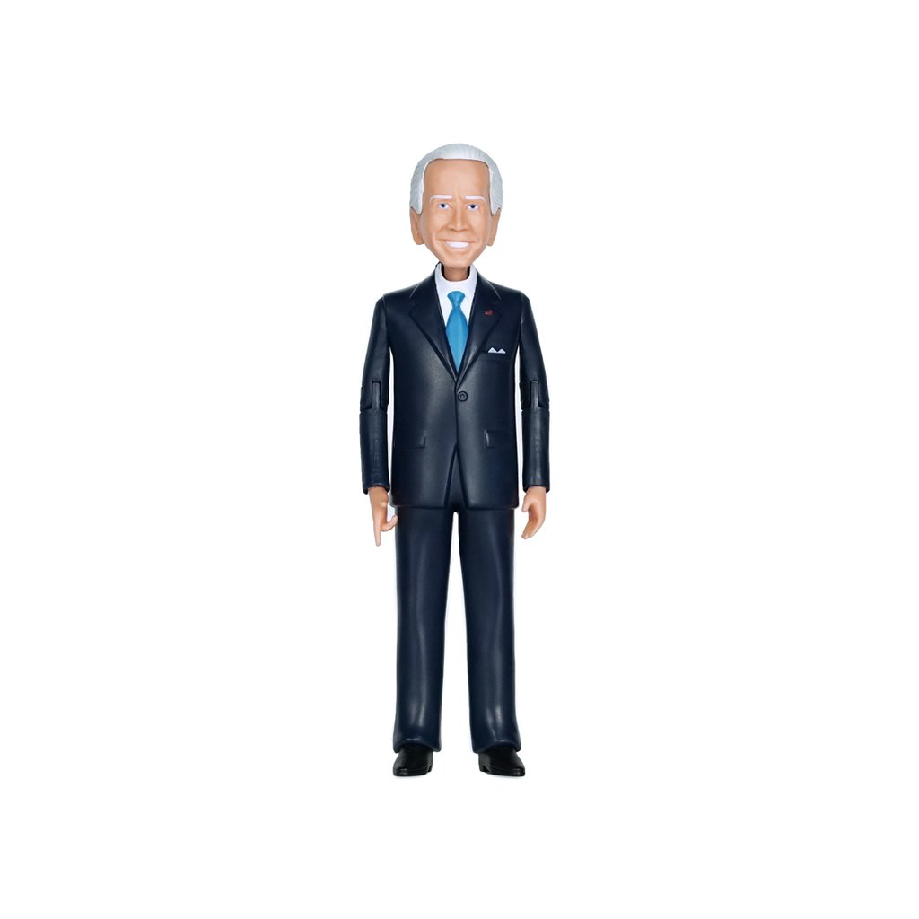 Joe Biden Real Life Action Figure FCTRY Impulse - Novelty