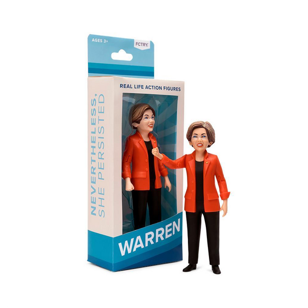 FCTRY Toy Figures Elizabeth Warren Action Figure