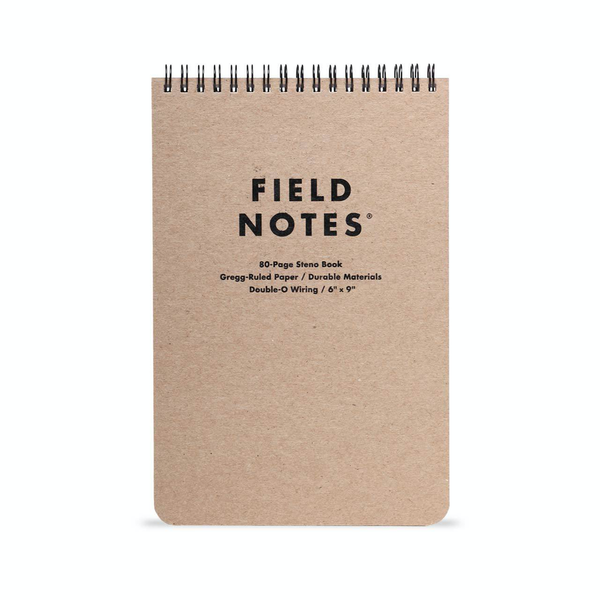 Field Notes Steno Book Field Notes Brand Books - Blank Notebooks & Journals