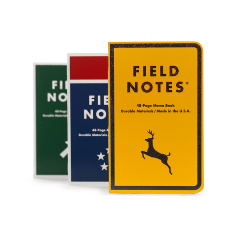 Mile Marker Field Notes Spring 2019 Limited Edition Release