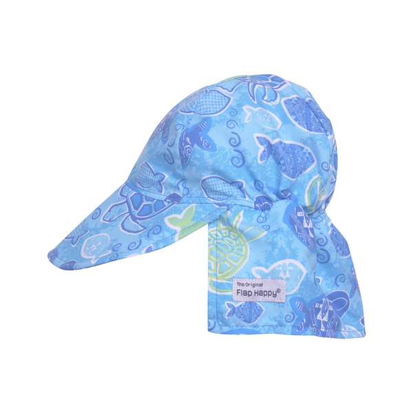 FLH FLAP HAT TROPICAL Flap Happy Accessories - Hat