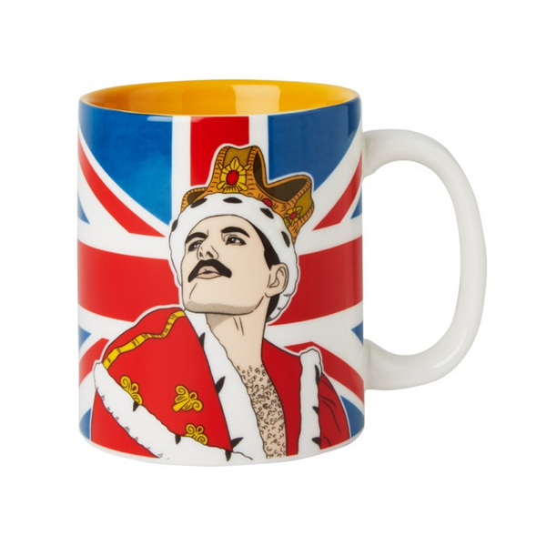 Freddie Mercury Mug Mugs & Glasses
