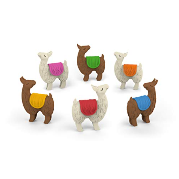 Llama Tiny Prancers Drink Markers Fred & Friends Home - Barware - Drink Markers & Wine Glass Charms