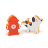 Dirty Dog and Fire Hydrant Sponge Set Fred & Friends Home - Kitchen - Sponges & Cleaning Cloths