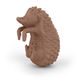 Fred Kitchen Tools & Utensils > Tea Strainers & Infusers Cute-Tea Hedgehog Tea Infuser