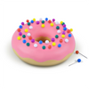 Desk Donut Eraser and Push Pins Fred Office Supplies > General Office Supplies > Tacks & Drawing Pins