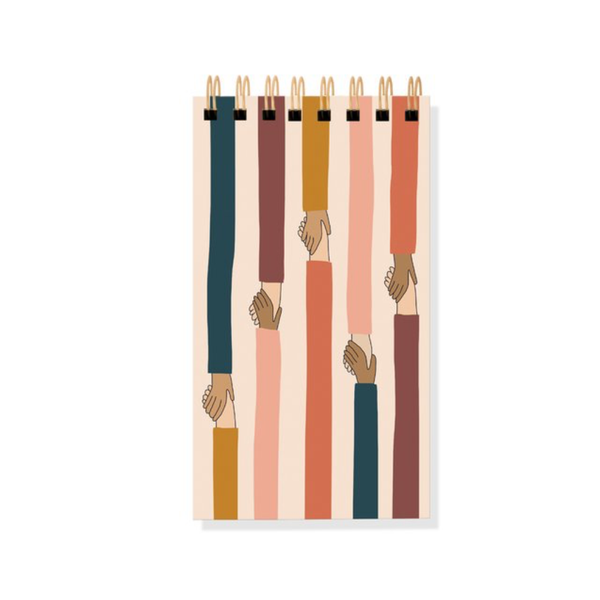 Better Together Mini Notepad Fringe Studio Books - Blank Notebooks & Journals
