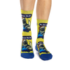 We Can Do It Sloth Active Fit Socks - Womens GOOD LUCK SOCK Apparel & Accessories - Socks - Womens