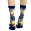 Default Rosie the Riveter Active Fit Socks - Womens Good Luck Sock Socks