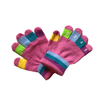 PINK Toddler Knit Magic Stretch Glove with Numbers Grand Sierra Baby - Gloves & Mittens
