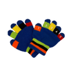 ROYAL BLUE Toddler Knit Magic Stretch Glove with Numbers Grand Sierra Baby - Gloves & Mittens