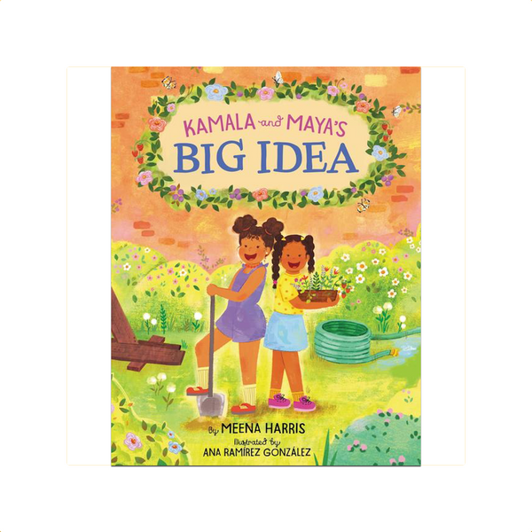 Kamala And Maya's Big Idea Book HarperCollins Books - Children