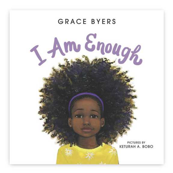 I Am Enough Book HarperCollins Publishers Books