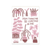 Mom Thanks For Be-Leafing In Me Mother's Day Card Hello!Lucky Greeting Cards