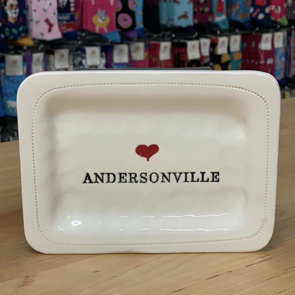 Love Andersonville Dish Honestly Goods Decorative Trays & Plates