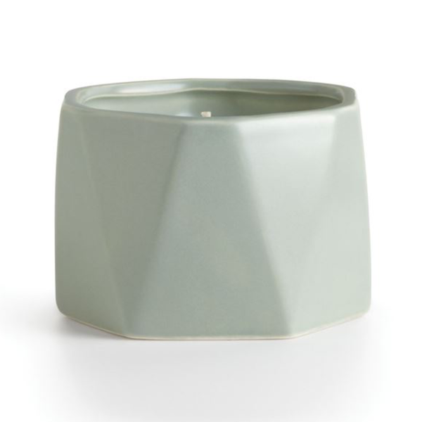 Essentials Candle Dylan Ceramic Candle - Santal Fig Illume Home - Candles - Specialty