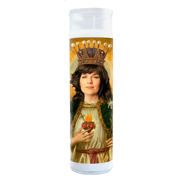 Karen Kilgariff My Favorite Murder Prayer Candle Illuminidol Candles
