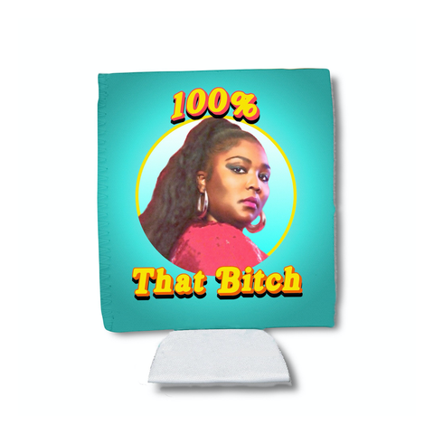 Lizzo 100% That Bitch Coozie