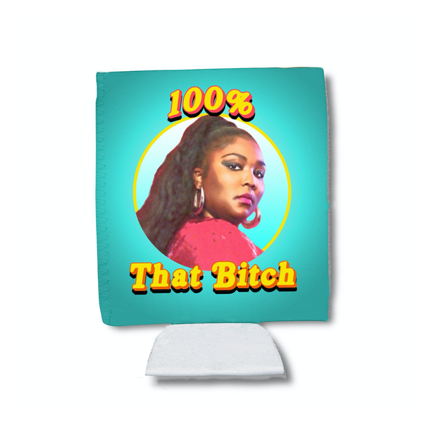 Lizzo 100% That Bitch Coozie ILLUMINIDOL Impulse