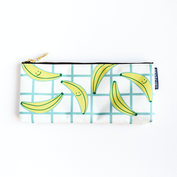 Happy Bananas Pouch ILOOTPAPERIE Accessories - Pouches & Cases