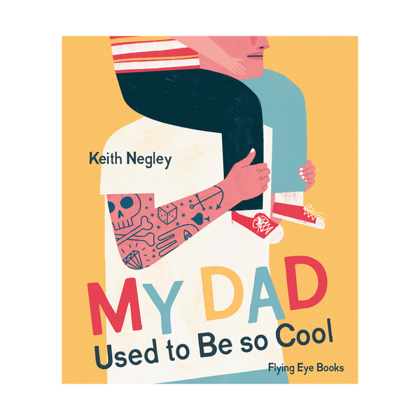 My Dad Used To Be So Cool Book IPG Books - Guided Journals & Gift Books