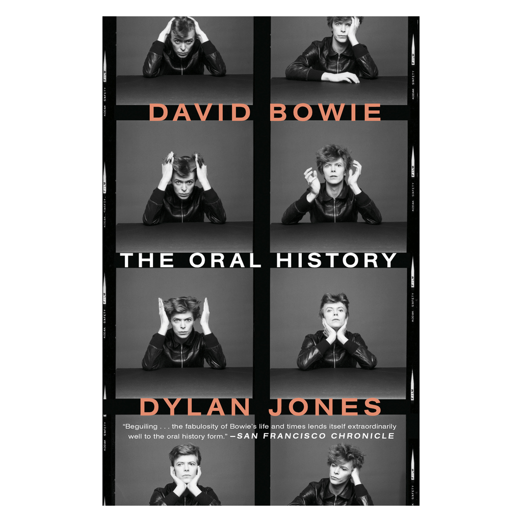 David Bowie: The Oral History Knock Knock Books