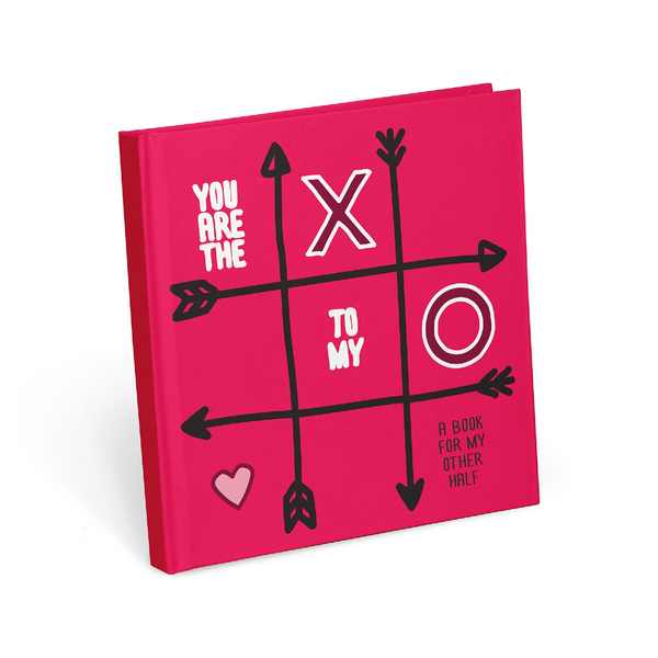 KNK BOOK YOU ARE THE X TO MY O Knock Knock Books - Other