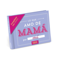 Lo Que Amo De Mamá Fill In The Love Journal (Spanish) Knock Knock Gift Books