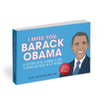 I Miss You, Barack Obama Postcard Book Knock Knock Journals & Gift Books