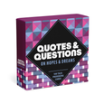 Quotes and Questions on Hopes and Dreams: 100 Talk-Provoking Cards Knock Knock Toys & Games