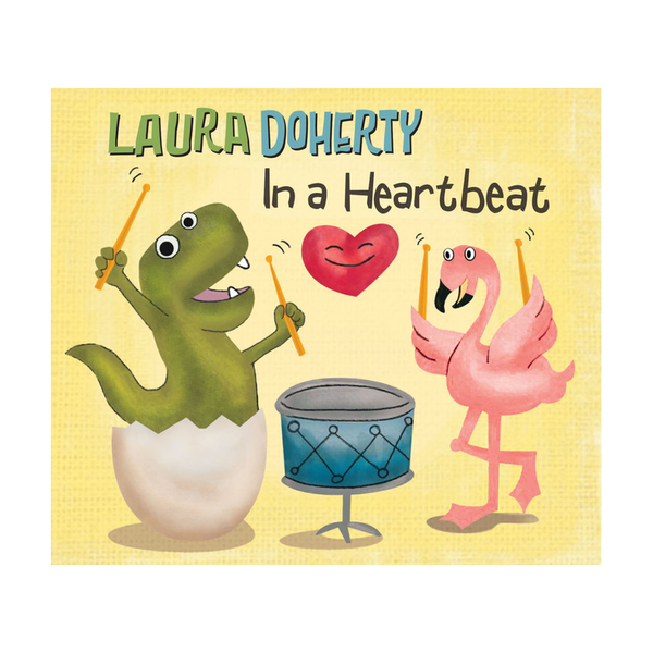 In a Heartbeat CD by Laura Doherty Laura Doherty Music CD's