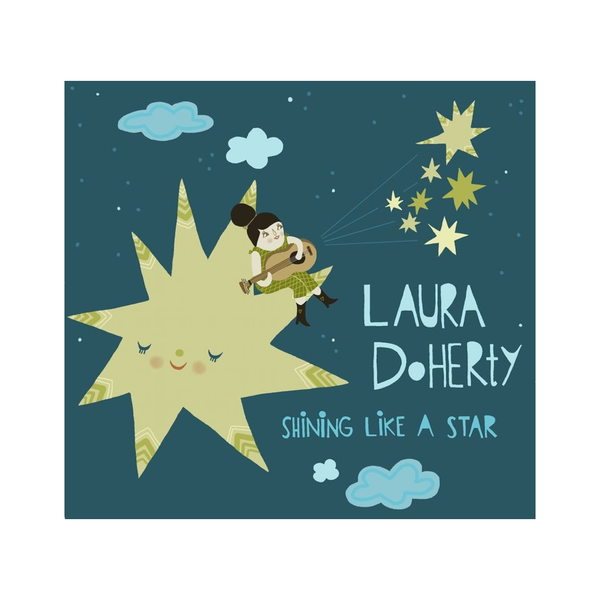 Shining Like a Star CD by Laura Doherty Laura Doherty Music CD's
