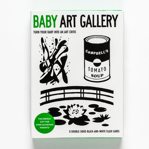 Baby Art Gallery Flashcards