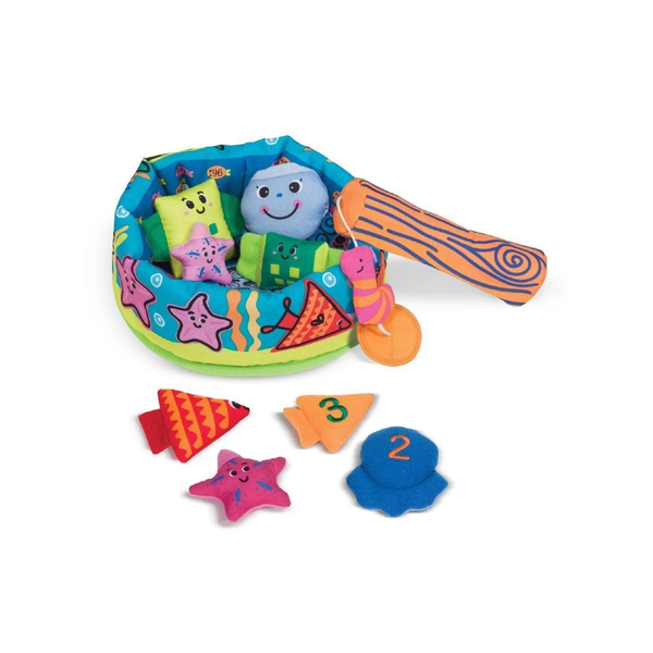 Fish And Count Learn Game MELISSA AND DOUG Baby Toys & Activity Equipment