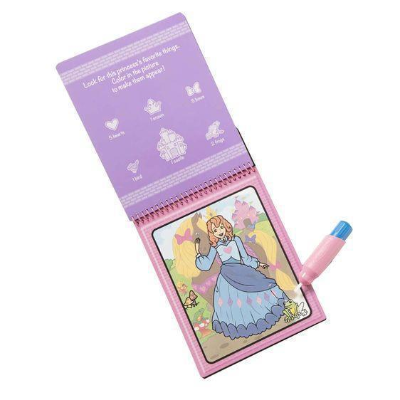 Water Wow! Fairy Tale - On the Go Travel Activity Melissa & Doug Puzzles & Games