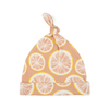 ORGANIC GRAPEFRUIT Knotted Hat - Assorted Styles Milkbarn Kids Baby - Accessories - Hats