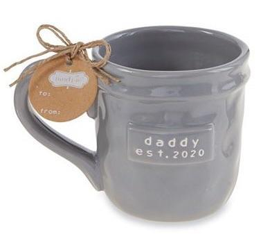 MPI MUG PARENTS EST 2020 DADDY Mud Pie Home - Mug