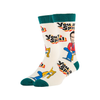 You Are Special Mister Rogers Crew Socks - Kids Oooh Yeah Socks Apparel & Accessories - Socks - Kids