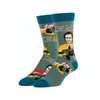 Default Be My Neighbor Crew Socks - Womens OOOH YEAH SOCKS Socks