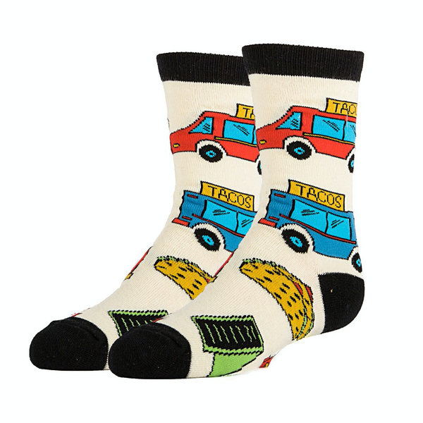 Taco Truck Crew Socks - Youth OOOH YEAH SOCKS Socks - Youth
