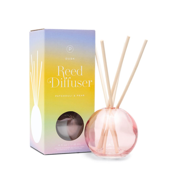 PDW DIFFUSER: REALM DUSK PATCHOULI & PEAR 4 OZ Paddywax Home - Candles - Incense, Diffusers, Air Fresheners & Room Sprays