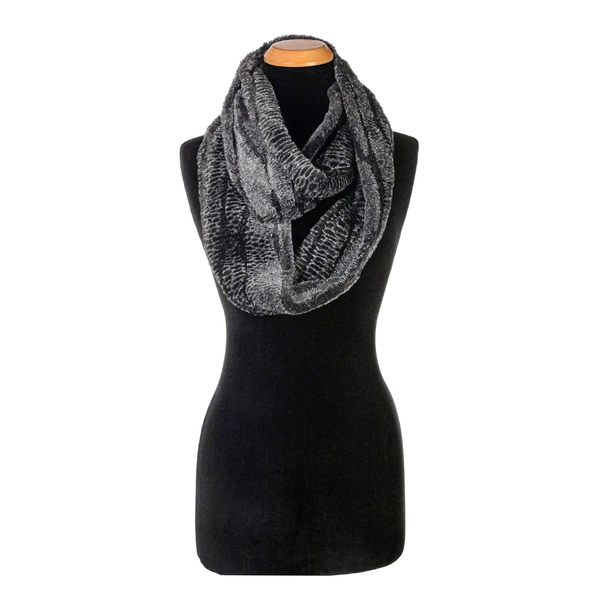 Infinity Scarf - Faux Fur - Rattlesnake Ridge Pandemonium Apparel & Accessories - Handbags & Wallets